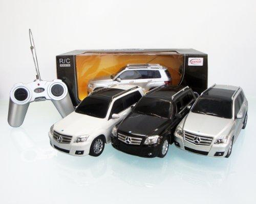 Scale 1 24 mercedes benz glk class radio remote control for Remote control mercedes benz