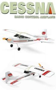4-Channel Electric Remote Control Cessna 747 Airplane RC Ready