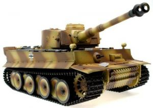 2.4Ghz Digital Remote Control 1/16 German Tiger 1 Advance Full