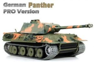 1/16 Remote Control German Panther Air Soft RC Battle Tank