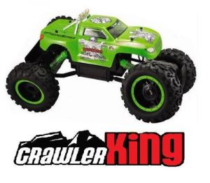 RC Rock Crawler King 4WD 1/12 Electric Buggy Radio Control RTR