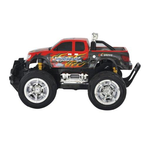 1:14 Scale Remote Control Monster Truck