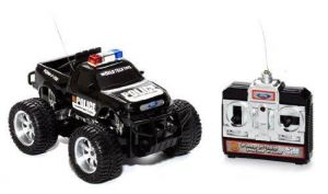 Licensed Ford F-150 1:24 Electric RTR RC Police Truck
