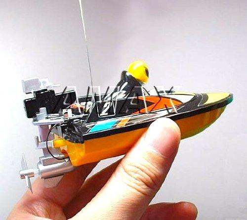 Speedo Mini Remote Controlled Rc Speed Boat Rc Toys