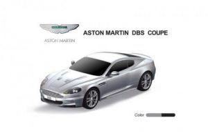 1/24 Scale Aston Martin DBS Coupe Radio Remote Control Model