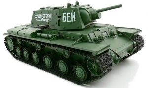 1/16 Russian KV-1's Ehkranami RC Infrared Battle Tank w/ Sound
