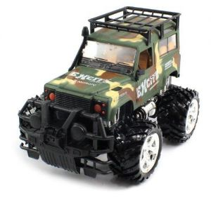 BIG SIZE RECHARGEABLE Electric Full Function 1:16 Military