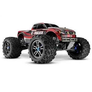 Traxxas RTR 1/10 Monster E-Maxx Brushless MMM 2.4GHz with 2