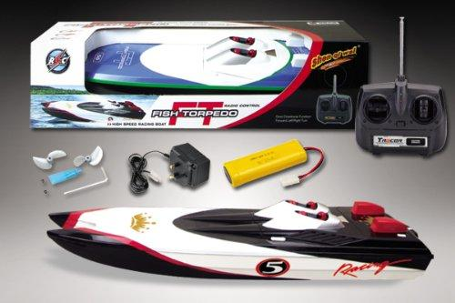 29 Fish Torpedo Offshore Dual Motors Radio Controlled RC
