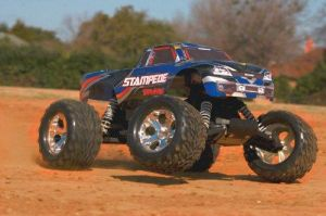 Traxxas Stampede RTR Electric Monster Truck w/XL-5 ESC