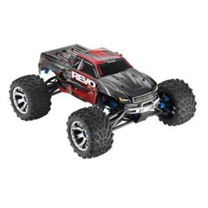 Traxxas Revo 3.3 4WD RTR Monster Truck with 2.4Ghz Radio