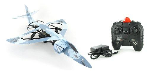 Harrier AV-8 Jump Jet RC 4CH Electric RTF Remote Control RC