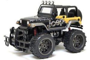 1:10 Scale Radio Control Full Function Jeep Wrangler Off Road -